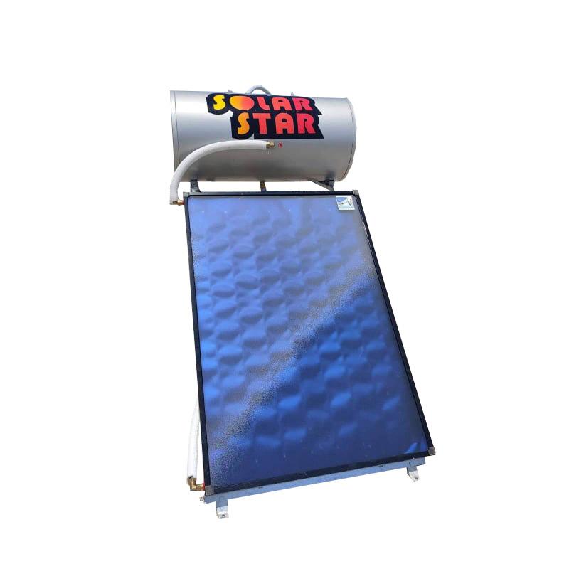 Solar Star 120lt/1,5m² Inox
